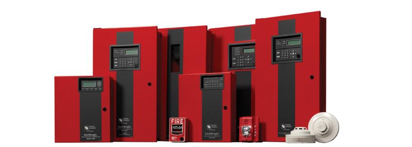 מערכות גילוי אש ועשן | התקנת מערכות גילוי אש